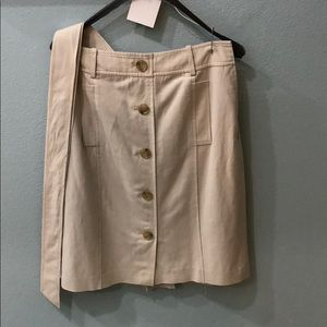 Linen Ann Taylor skirt